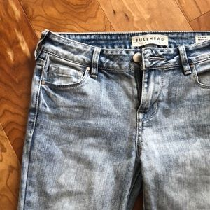 Pacsun mid rise skinniest ankle jeans light wash